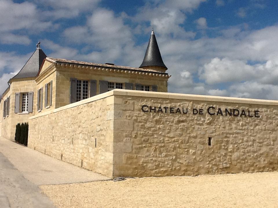 Chateau de Candale Saint-Emilion