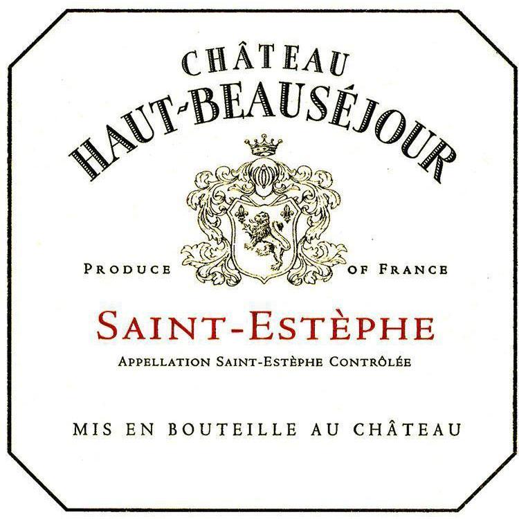 Chateau Haut-Beausejour